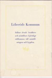 Hantverksutställningen 1953 Utställarkatalog